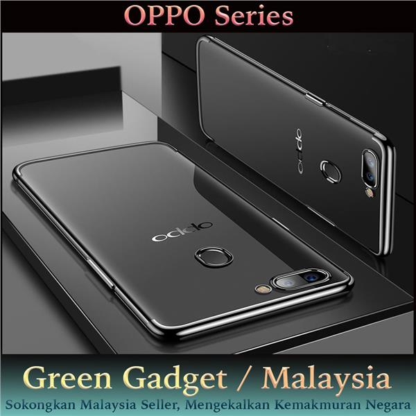 OPPO Y71 Case Cover (Black)
