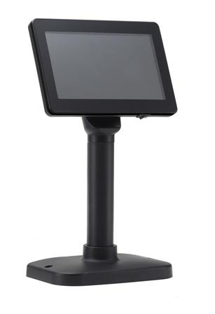 Optimuz CD7000 Led 7 inch Customer Display - USB