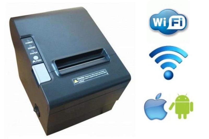 Optimuz RP80W Wifi Receipt Printer