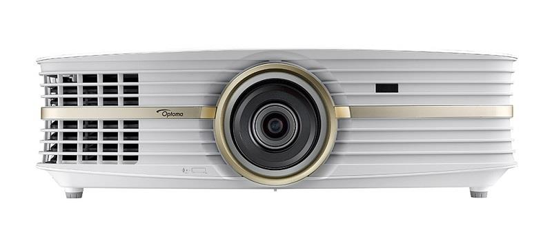 Optoma UHD65 4K UHD 2160P Home Theater Projector