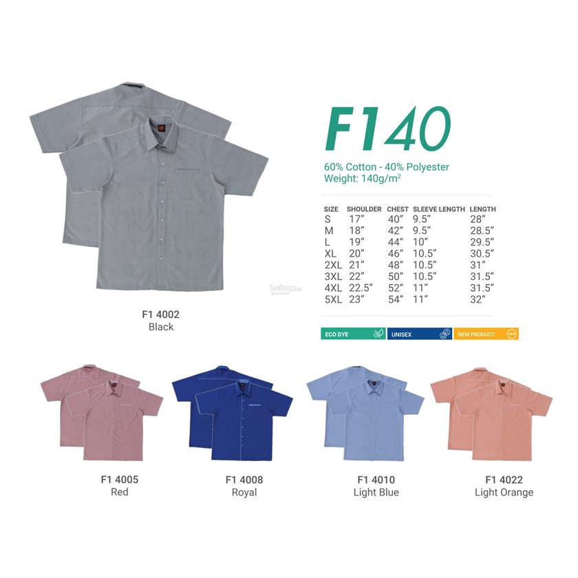 Oren Sport F1 Uniform F140 (Men)