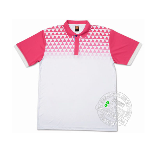 Oren Sport Quick Dry Sublimation Polo Jersey QD44
