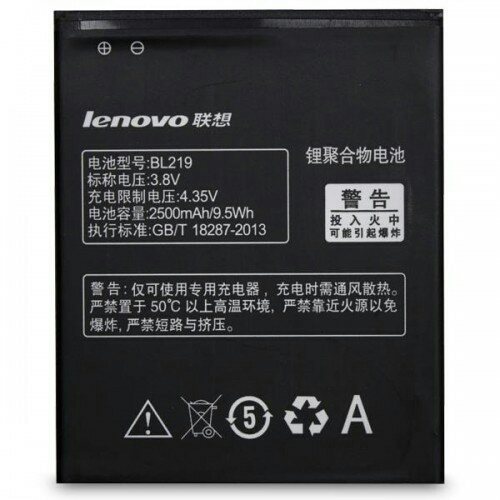 Like Ori AAA High Quality Battery BL219 For Lenovo A880 A889 A916 S856