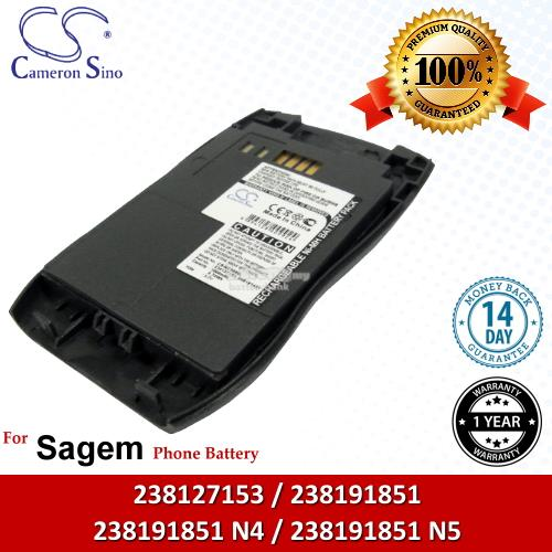 Ori CS MC928SL Sagem 950 MC959 MC968 MC986 MR940 MW920 MW930 Battery