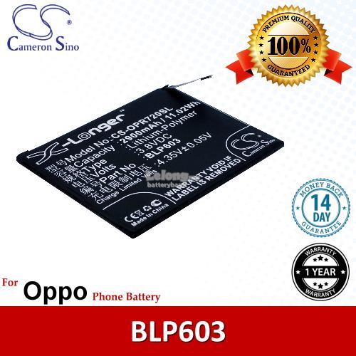 Ori CS OPR720SL Oppo BLP603 Battery