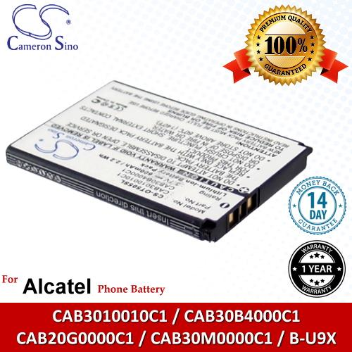 Ori CS OT505SL Alcatel One Touch 303A OT-303A 320 OT-32 Battery