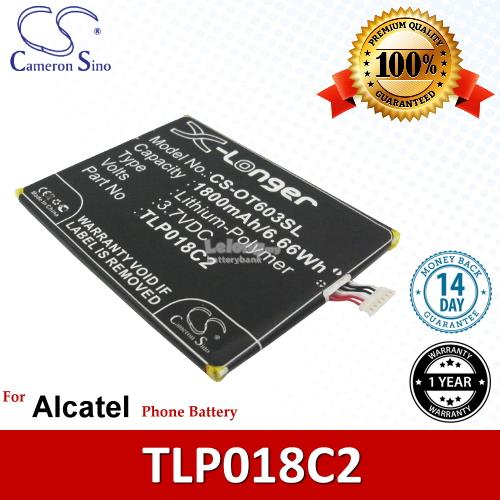 Ori CS OT603SL Alcatel One Touch Idol Ultra 6033X OT-6033X Battery