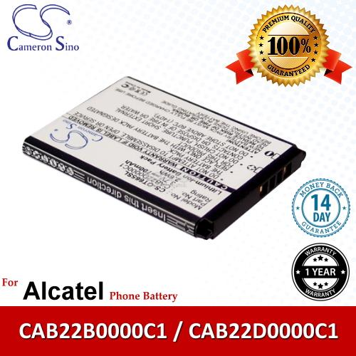 Ori CS OT665SL Alcatel One Touch 665 OT-665 665X OT-665X Battery