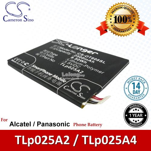 Ori CS OT808SL Alcatel One Touch Fierce XL 5054 OT-5054 Battery