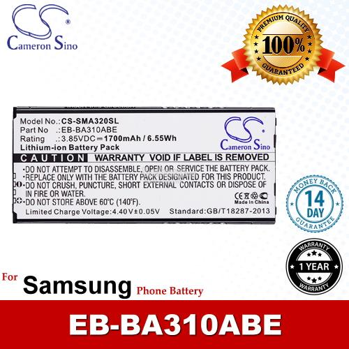 Ori CS SMA320SL Samsung Galaxy A3 2016 Duos LTE SM-A310F/DS Battery