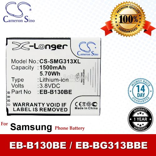 Ori CS SMG313XL Samsung Galaxy J1 mini 4G LTE SM-J105Y Battery