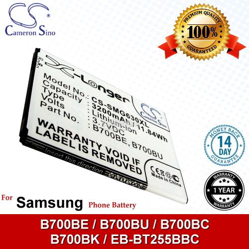 Ori CS SMG630XL Samsung Galaxy Mega 6.3 GT-i9208 Battery