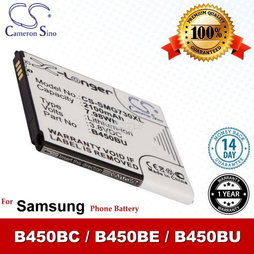 Ori CS SMG730XL Samsung B450BU B450BC B450BE Battery