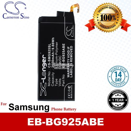 Ori CS SMG925SL Samsung Galaxy S6 Ed (end 9/13/2019 3:59 AM)