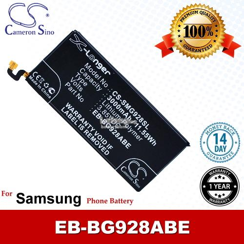 Ori CS SMG928SL Samsung Galaxy S6 Edge+ TD-LTE SM-G9287C Battery