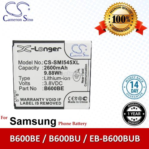 Ori CS SMI545XL Samsung Galaxy S4 LTE+ GT-i9506 Battery