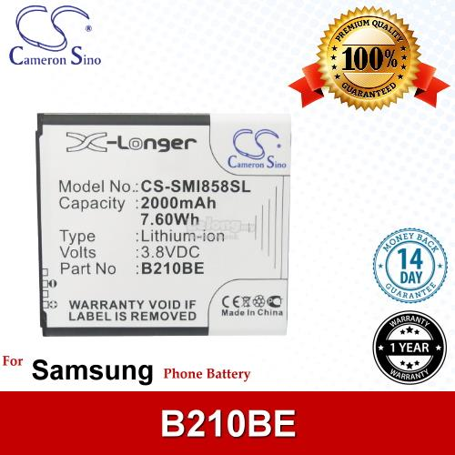 Ori CS SMI858SL Samsung B210BE / Galaxy Core Advance GT-i8580 Battery