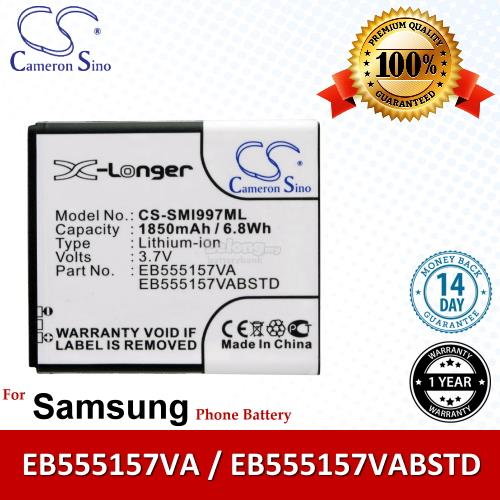 Ori CS SMI997ML Samsung EB555157VA EB555157VABSTD Battery