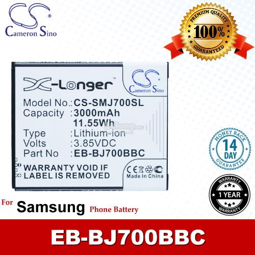Ori CS SMJ700SL Samsung Galaxy Mega On Duos SM-G600F/DS Battery