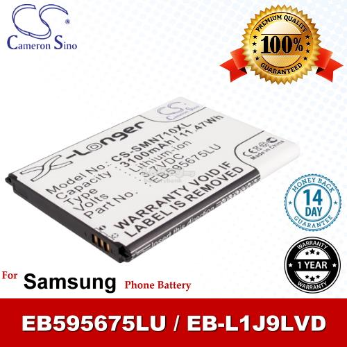 Ori CS SMN710XL Samsung Galaxy Note II SGH-N025 SPH-L900 Battery