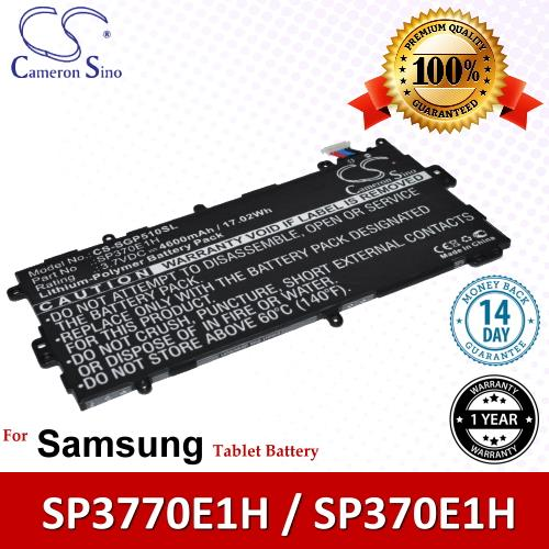 Ori CS Tablet Battery SGP510SL Samsung Galaxy Note 8.0 GT-N5120 N5120