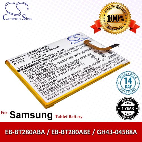 Ori CS Tablet Battery SMT280SL Samsung Galaxy Tab E 7.0 2016 4G LTE