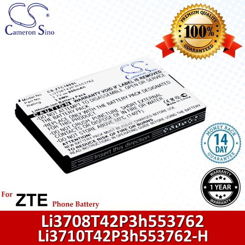 Ori CS ZTC180SL Telstra C160 H500 C180 C260 / Tablet K70 Battery