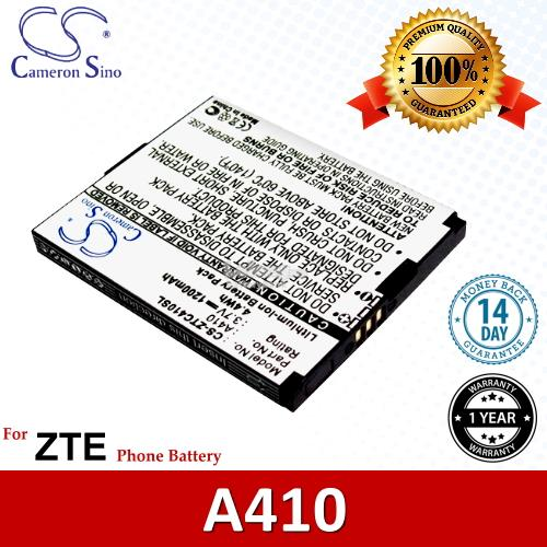 Ori CS ZTC410SL Cricket TXTM8 / TXTM8T / Cricket A410 Battery