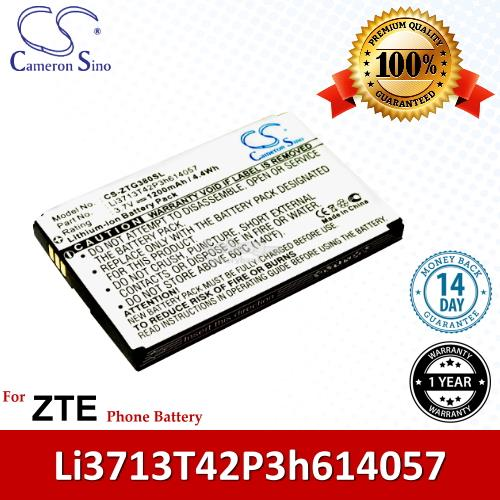 Ori CS ZTG380SL ZTE Li3713T42P3h614057 Battery