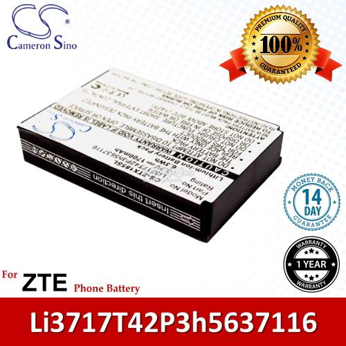 Ori CS ZTX185SL ZTE C60 / C66 / F158 / F159 / G180 / G500 Battery