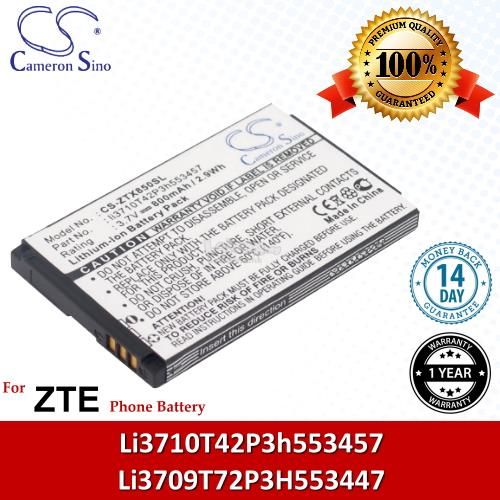 Ori CS ZTX850SL Telstra Tough 2 T54 / Tough T90 / Dell XCD28 Battery