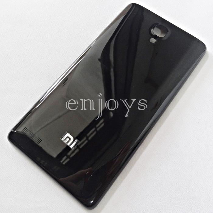 ORI HOUSING Part Back Battery Cover Xiaomi Redmi Note 1 / 3G 4G ~BLACK