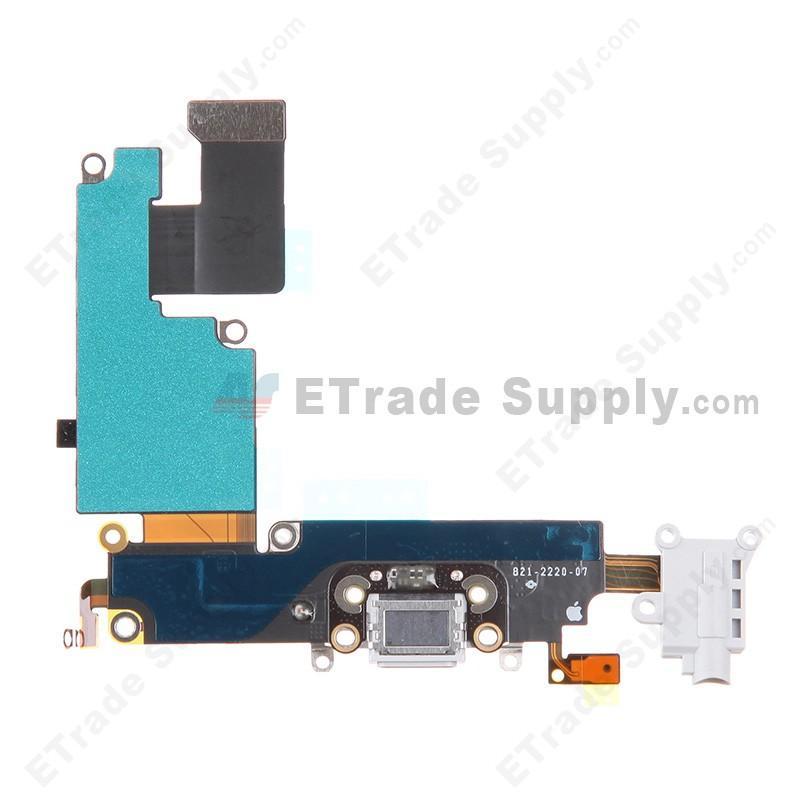 Ori Iphone 6 Plus Charging Lightning Port Ribbon Sparepart Repair