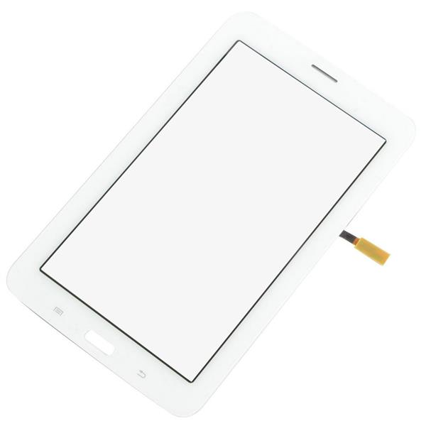 ORI LCD Touch Screen Digitizer Samsung Galaxy Tab 3 Lite 7.0 T111 ~WHT