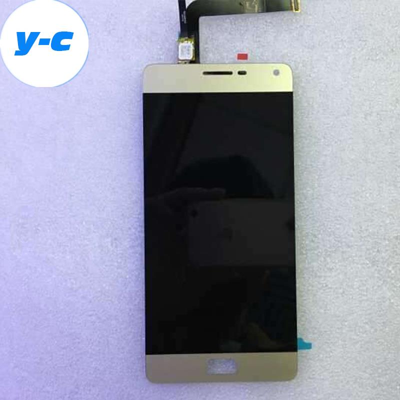 Ori Lenovo Vibe P1 P1A42 Lcd + Touch Screen Digitizer Sparepart Repair