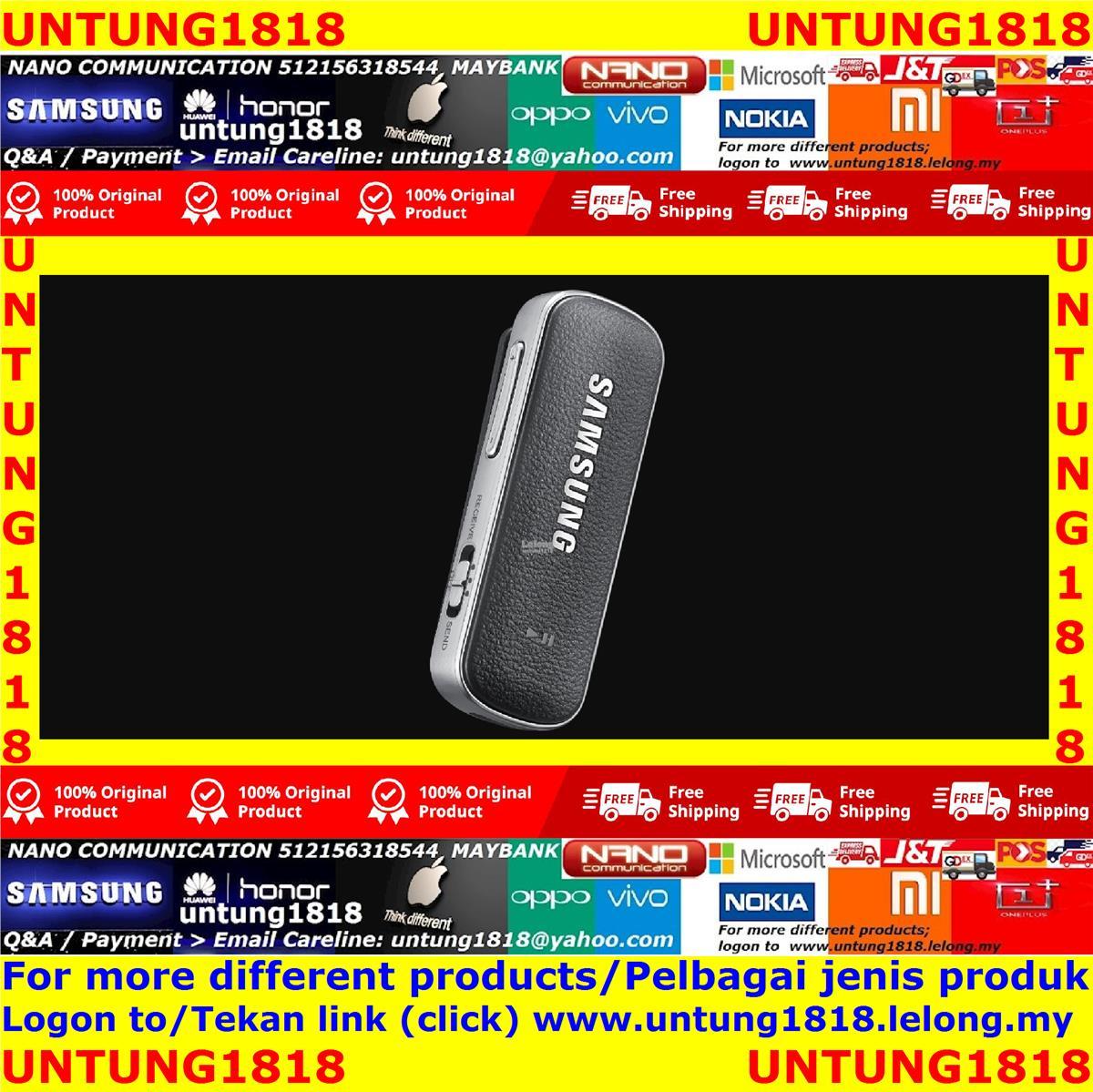 Ori M'sia Samsung.Samsung Bluetooth Headset More Accessories Choice***