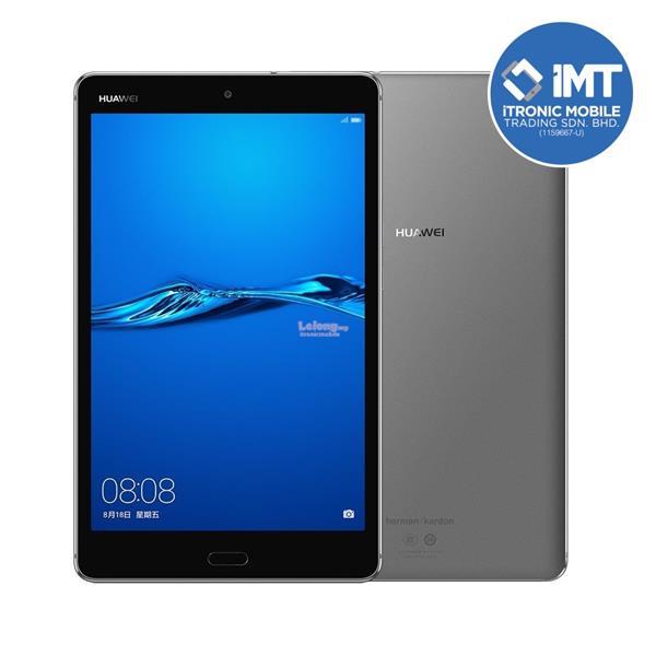 [ORI MALAYSIA] Huawei MediaPad M3 Lite [3GB RAM/32GB ROM] Gold/Grey