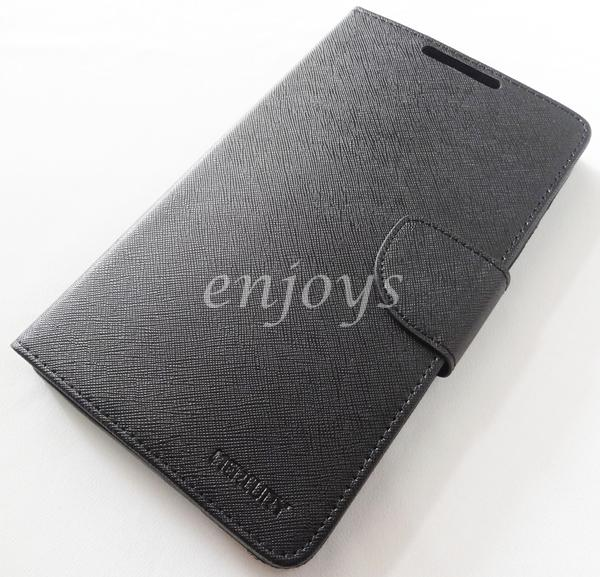 ORI MERCURY Fancy Diary Case Cover ASUS Fonepad 7 FE171CG FE171 ~BLACK
