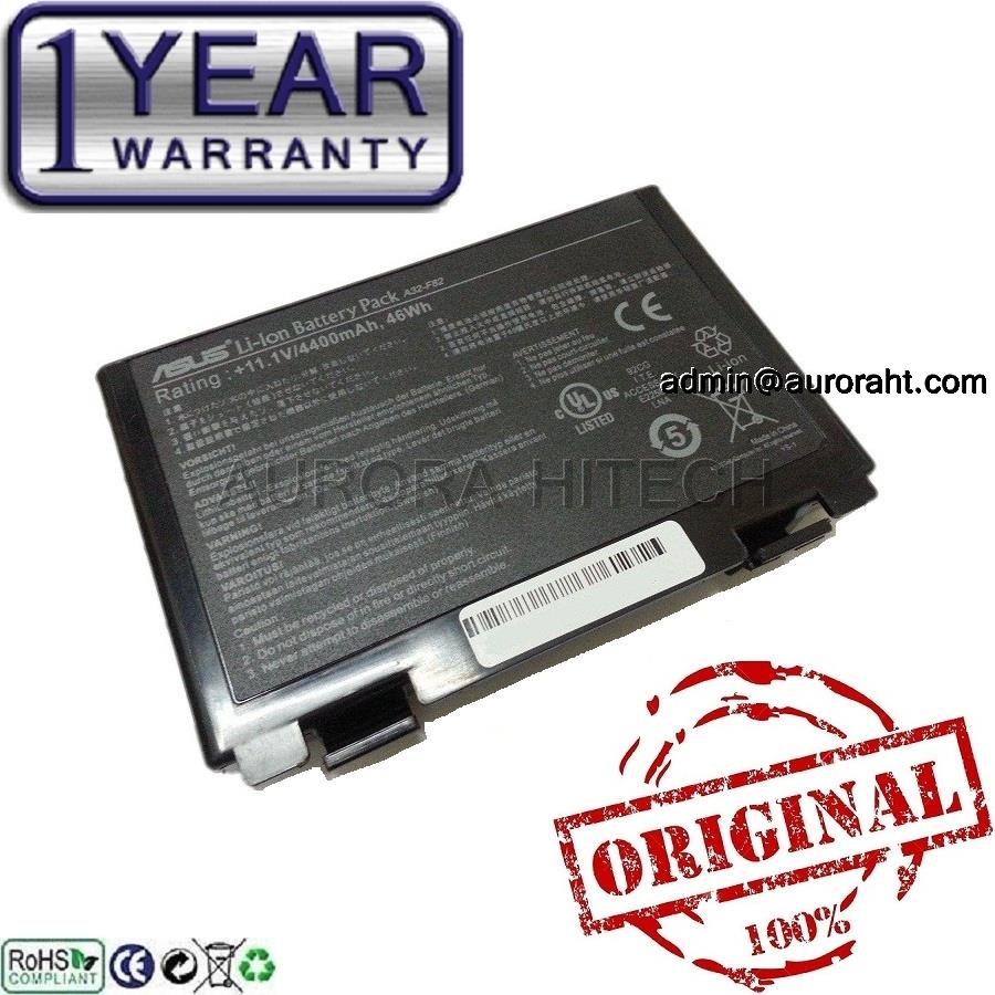 ORI Original Asus P50 P81 F83S Pro PR05C PR05E L0690L6 Laptop Battery