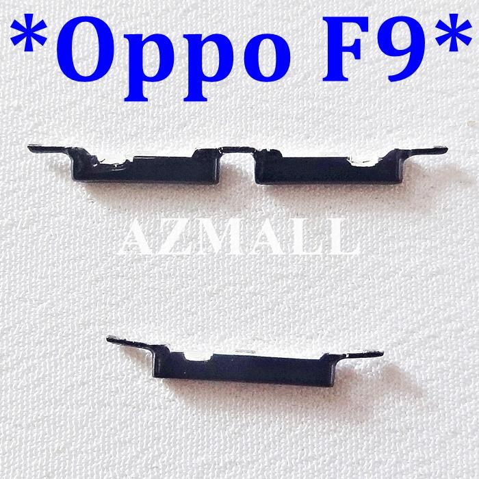ORI On /Off Power Volume Side Buttons Set for Oppo F9 (6.3') ~BLACK