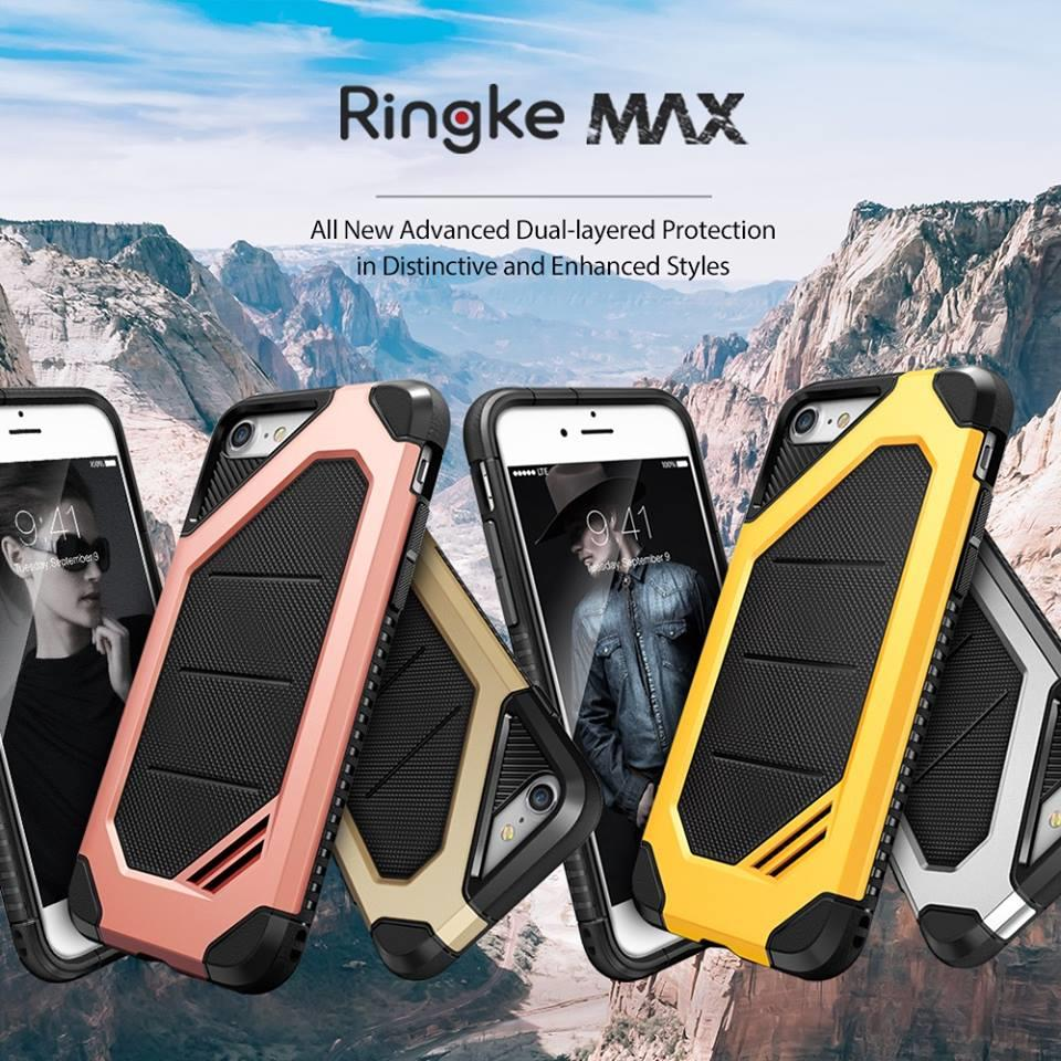 [Ori] Ringke Max Tough Case for iPhone 7 | 7 Plus | 8 | 8 Plus