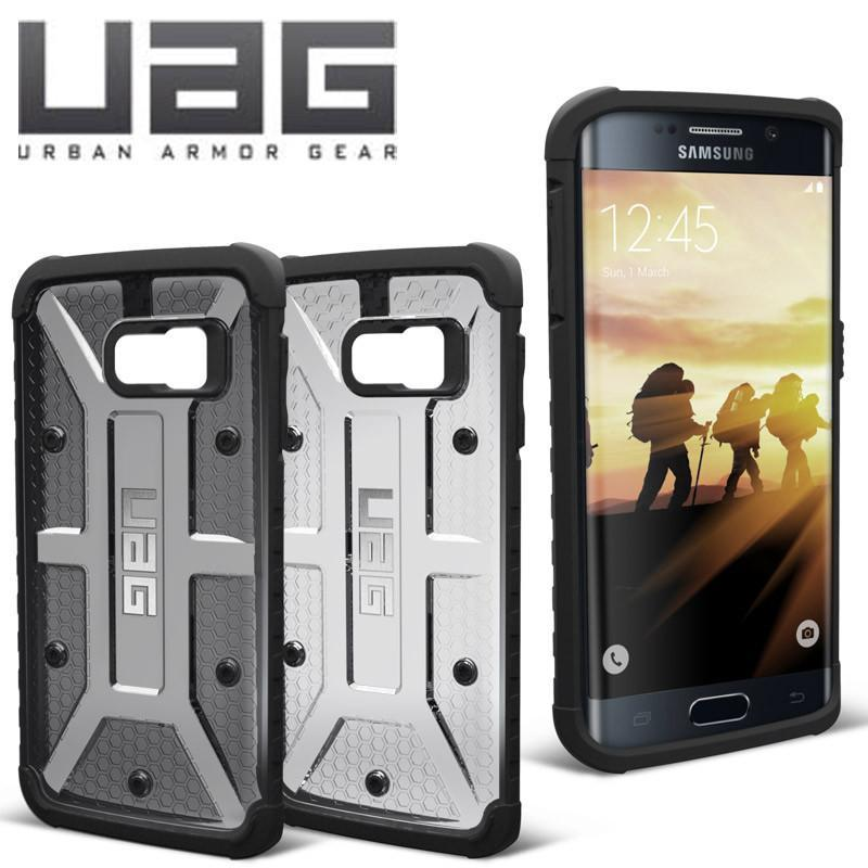 classic fit 5f0f7 705bf [Ori] UAG - Urban Armor Gear Protection Case Samsung Galaxy S7 Edge