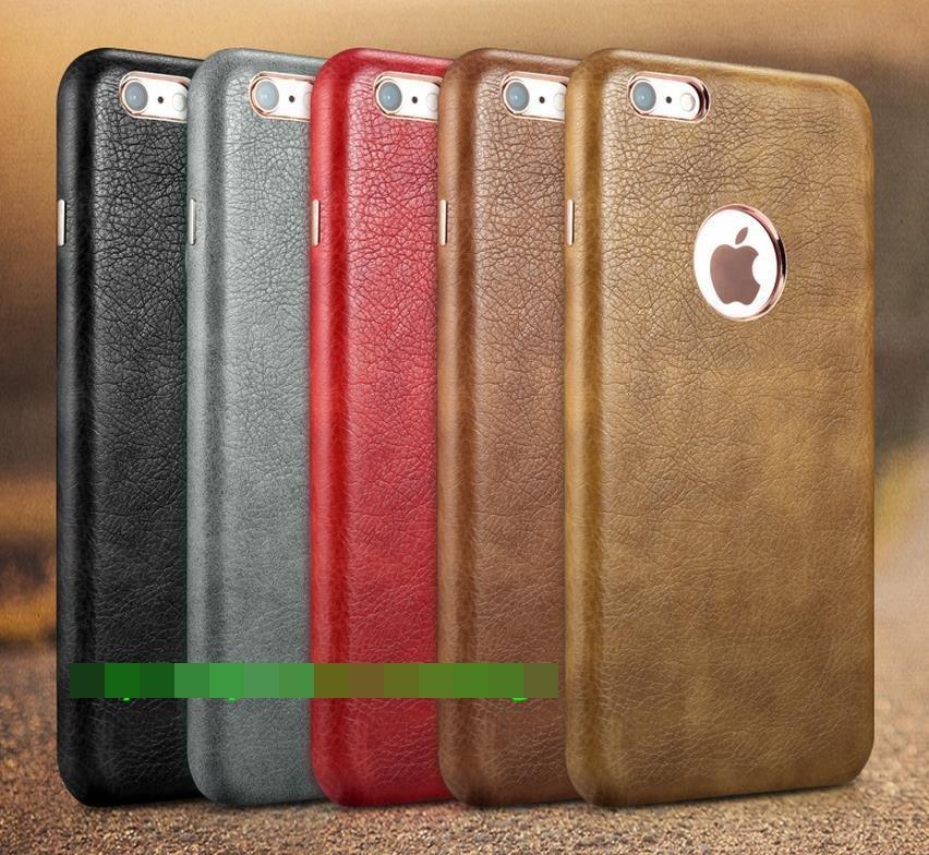 Ori XOOMZ Apple iPhone 6 6S Plus Leather Back Armor Case Cover Casing