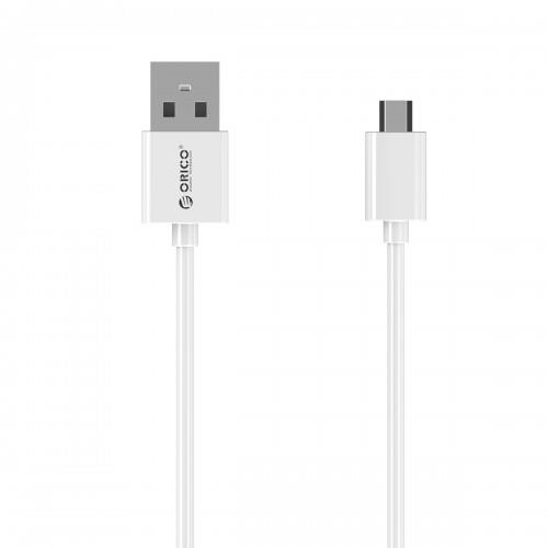 Orico  2M Micro USB Fast Charging Data Cable - White (ADC-20)