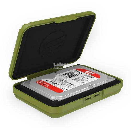 "Orico 3.5"" 2 bay HDD Protection Box (PH2X)"