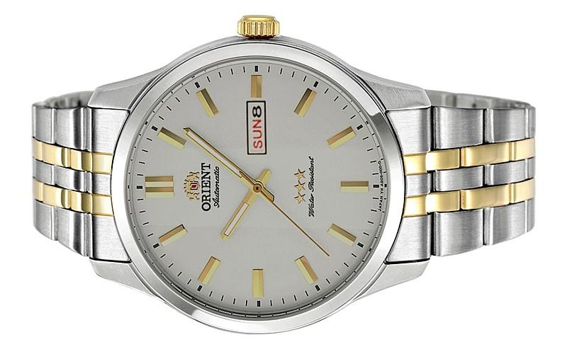3fe62c516 ORIENT Men Automatic Classic Stainl (end 12/13/2019 5:15 PM)