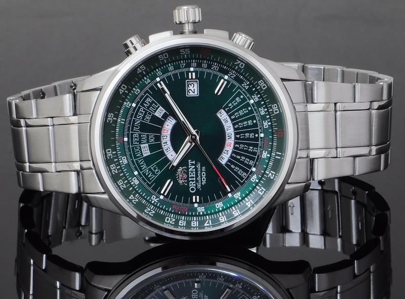 f8ac7e915 ORIENT Men Automatic Multi-Year Calendar Watch CEU07007F. ‹ ›
