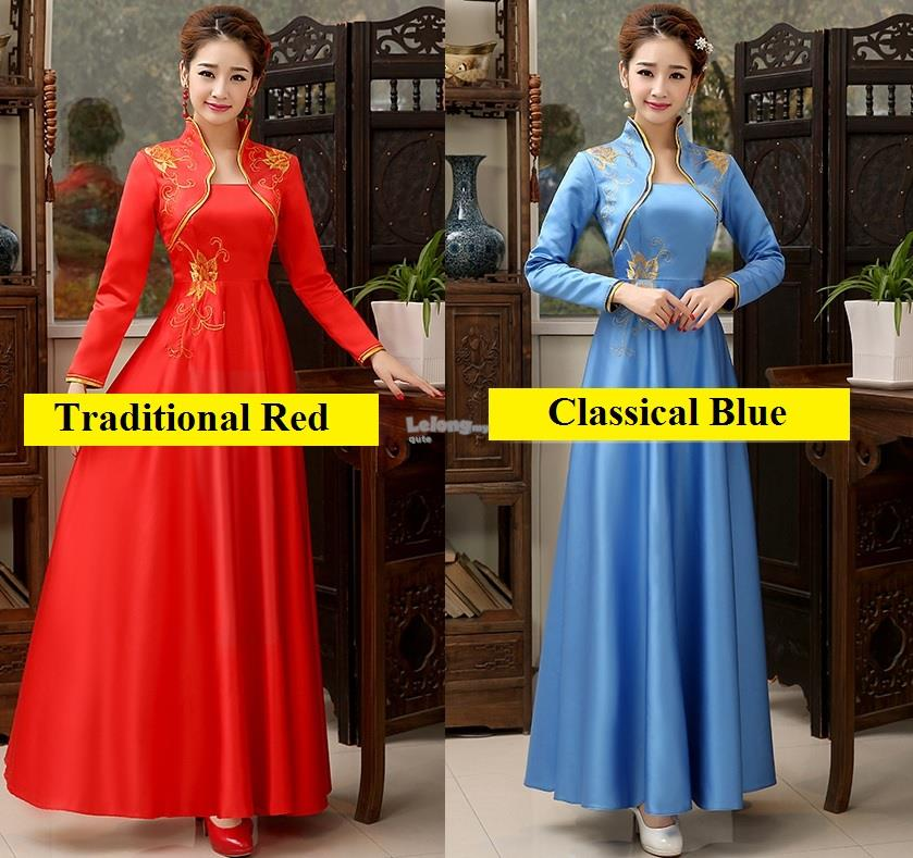 Oriental Cinderella Cheongsam for women