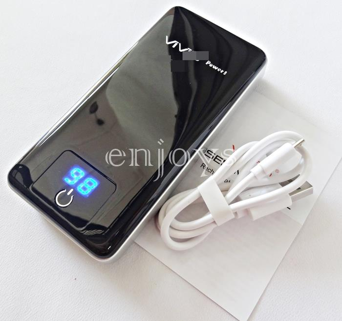 ORIGINAL 12000mAh Vivis VTB-80B LED Power Bank iPhone 7 6S 6 Plus 5S 5