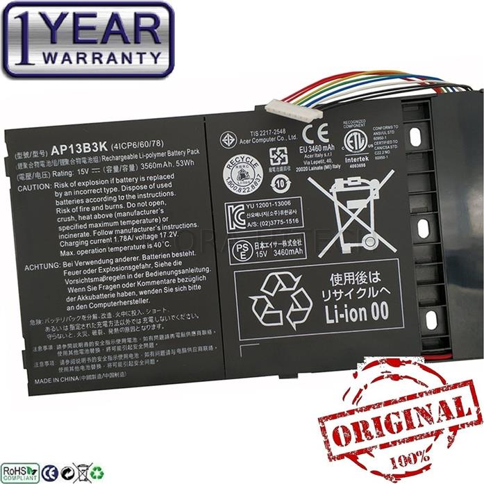 Original Acer Aspire V5-552 V5-572 V5-572G V5-572P V5-572PG Battery